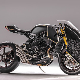Rough Crafts - 'Ballistic Trident'  MV Agusta