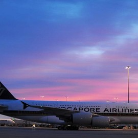 Airbus - Singapore Airlines A 380
