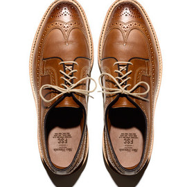Allen Edmonds - Allen Edmonds for F.S.C. in Tan Saddle