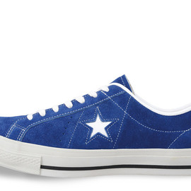 converse - ONE STAR J SUEDE