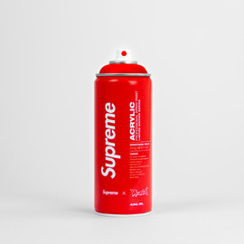 Antonio Brasko - Montana Spray Paint - Supreme