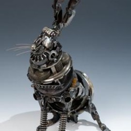 Steampunk-rabbit