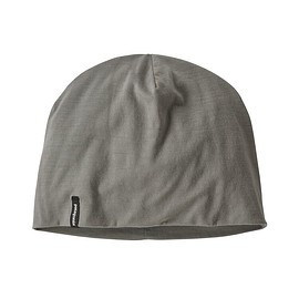 patagonia - Overlook Merino Wool Liner Beanie, Feather Grey (FEA)
