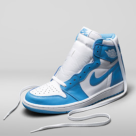 "Nike - Air Jordan 1 Retro High OG ""UNC"""