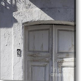 Fine Art America - Doors Number 9 Acrylic Print By Agnieszka Kubica