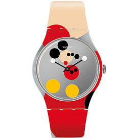 Swatch - MIRROR SPOT MICKEY