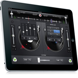 algoriddim - djay for iPad
