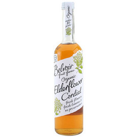 Belvoir fruit farms - ORGANIC ELDERFLOWER CORDIAL