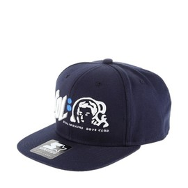 BILLIONAIRE BOYS CLUB, Starter, colette - 'COL' capsule collection: Snapback Cap