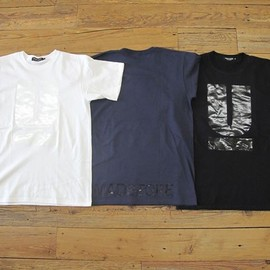 UNDERCOVER - BASIC U × MAD STORE TEE(madstore limited)