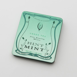 Hint Mint - The Classics - Green Tea