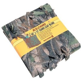 "Hunters Specialties  - 56"" x 12"" Camo Leaf Blind"