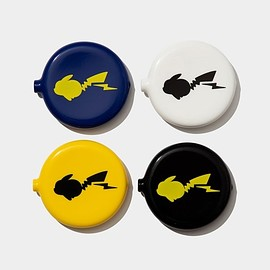 fragment design, POKÉMON - THUNDERBOLT PROJECT: COIN CASE (DESIGN A)