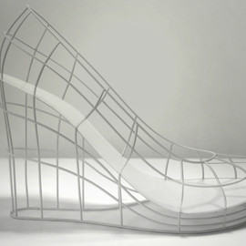 Sebastian Errazuriz - shoe 11 | 12 shoes for 12 lovers by Sebastian Errazuriz