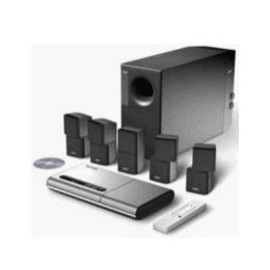 Bose - Bose Lifestyle 12 Theater System