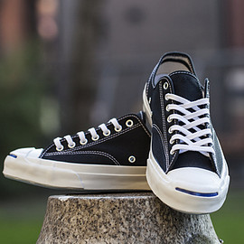CONVERSE - JACK PURCELL SIGNATURE (Black)