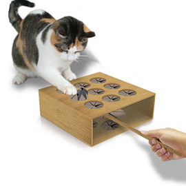 ThinkGeek - Cat Whack a Mole(猫用もぐらたたき)