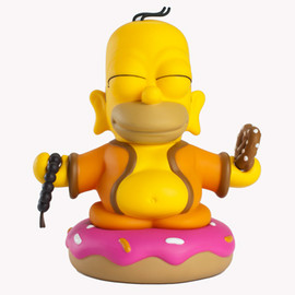 Kidrobot - THE SIMPSONS HOMER BUDDHA
