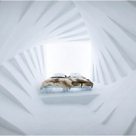 SWEDEN - ICEHOTEL 25TH EDITION