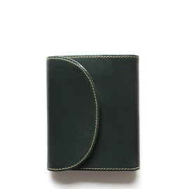 Whitehouse Cox - S1058 SMALL 3FOLD WALLET/Green