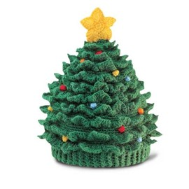 San Diego Hat - アメリカ発(San Diego Hat BRAND):DL2360 Kids Christmas Tree Hat