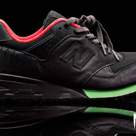 """NEW BALANCE - THE YEEZY-INSPIRED CUSTOMIZATIONS CONTINUE TO ARRIVE, THIS TIME WITH THE NEW BALANCE MRT580 """"NBEEZY"""""""