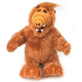 ALF - stuffed toy