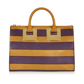 Sophie Hulme - MINI-ZIP-TOP-BOWLING-BAG