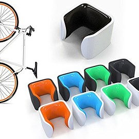 CLUGTM Bike Clip - CLUG - Bike Clip - Small Storage Rack
