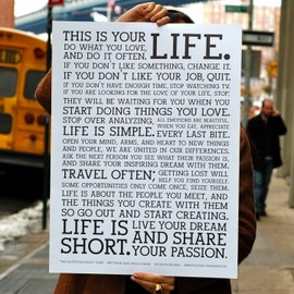 The Holstee Manifesto