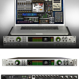 Universal Audio - 'Apollo'  High-Resolution Firewire and Thunderbolt Interface with Realtime UAD Processing