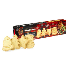 Walkers - Festive Shapes Shortbread
