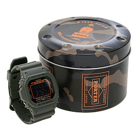 PORTER×CASIO - PORTER×G-SHOCK 80th ANNIVERSARY SPECIAL EDITION 5600