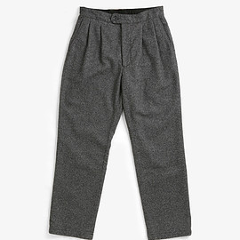 Engineered Garments - EMERSON PANT - WOOL HOMESPUN
