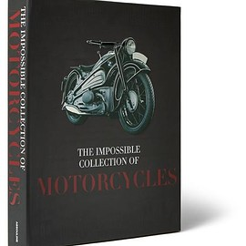 Assouline - The Impossible Collection of Motorcycles Hardcover Book