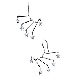 TASAKI - mobile stars Earrings
