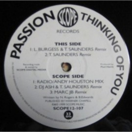 Passion - Thinking Of You
