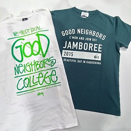 good neighbors jamboree - official t-shirt
