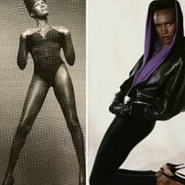 Grace Jones - Live Performance