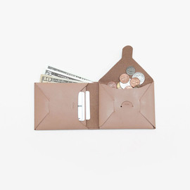 Seamless Card Case #nude