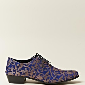Haider Ackermann - Babouche Style Oxford Shoes