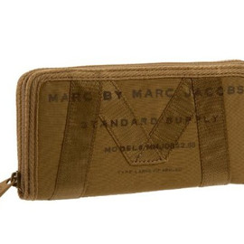 MARC BY MARC JACOBS - New Standard Supply Large Zip-Around Wallet