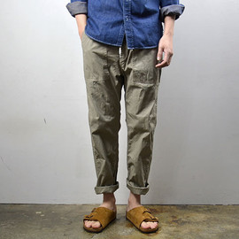 orSlow - Fatigue Pants - easy