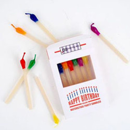 Match Stick Candles