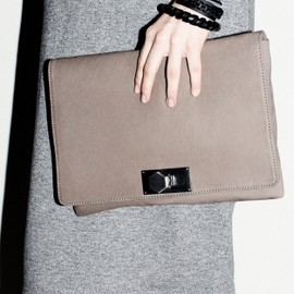 & Other Stories - LEATHER CLUTCH