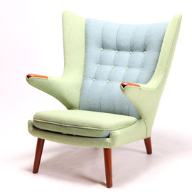A.P. Stolen - Papa Bear chair AP19 by Hans J Wegner