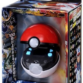 TAKARA TOMY - POCKETMONSTER  MONSTERBALL BW