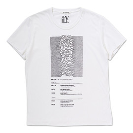 museum neu - UNKNOWN PLEASURES [T-SHIRT