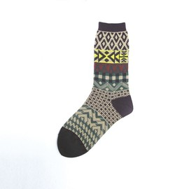 ANREALAGE - MIX KNIT SOCKS