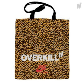 Nike, overkill - Leopard Print Tote Bag